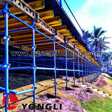 Kwikstage Roof Concrete Slab Formwork Scaffolding System