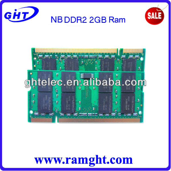 Fast delivery tested 2gb ddr2 random access memory