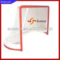 SHG-101hockey goal frame/ice hockey netting/assembly hockey frame