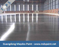 High Performance Paint! Maydos Lithium Base Easy Clean Concrete Floor Sealer For Warehouse