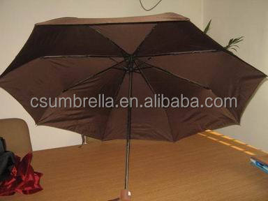 clear folding umbrella