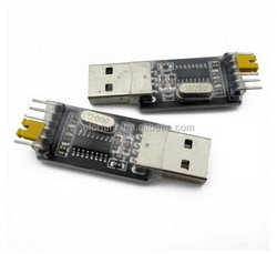 CH340G Brush board module USB to TTL STC microcontroller download cable in nine Brush