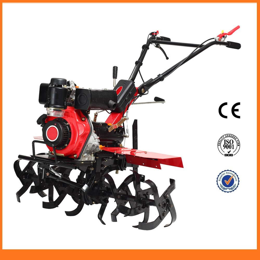 Cheap Hand Honda Diesel Engine Power Tillers And Cultivators From China