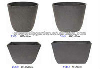 UV protective handmade flower pot wholesale _Greenship