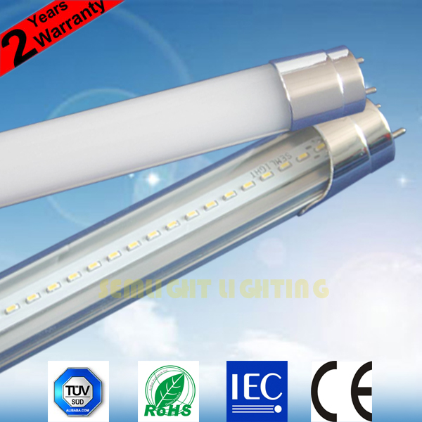 new model customized t8 18w led red tubes LT-ZH003