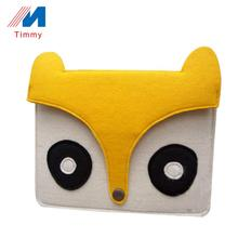 beautiful high quality felt 7 inch tablet case for girls