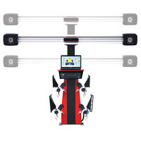 High Performance Wheel Alignment Machine launch x-631