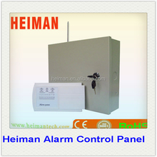 Heiman 16 wired zones Burglar Alarm control panel with keypad HM-816 Quality Assured