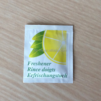 Aloe vera made in China Oem free sample single wet towel