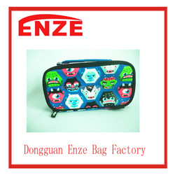 2016 Custom printed new design smiggle pencil case