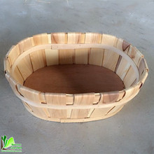 mini bamboo basket