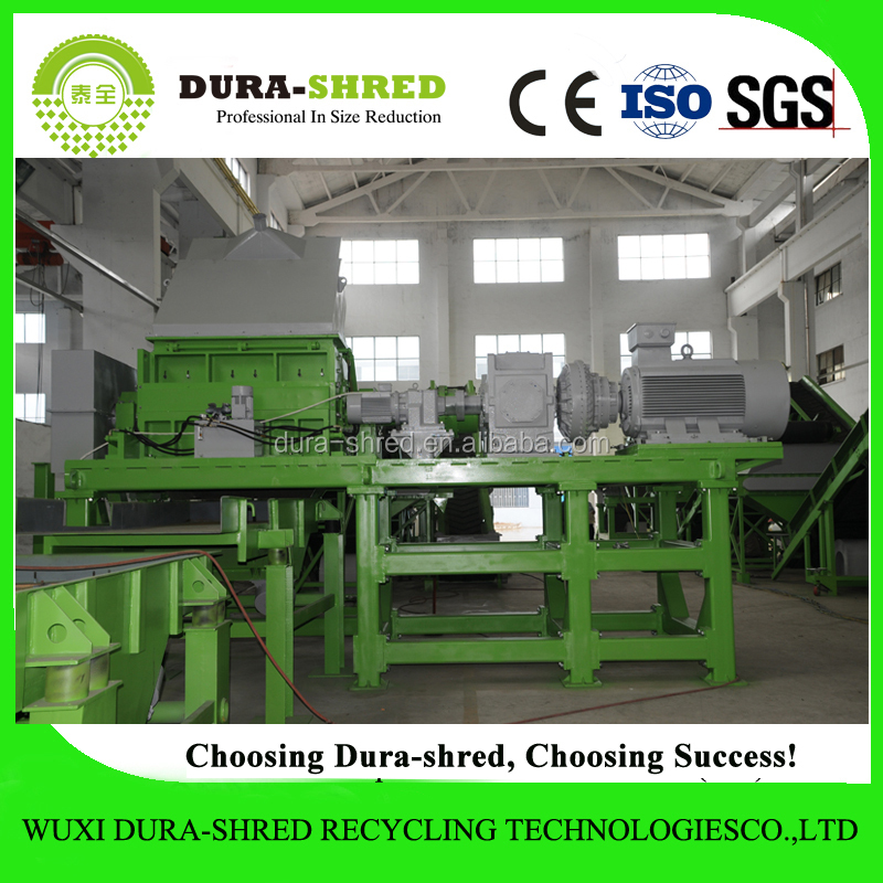 Dura-shred electric commercial cabbage shredder recycling
