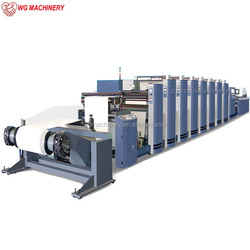 Best quality roto flexo printing machine