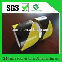 Yellow ESD Protected Area PVC Warning