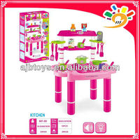 Interesting Pretend Kitchen set, Kids Kitchen Set For Real Cooking Kitchen Play Set Toys