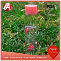 Best Price Excellent Quality small glass bottles with cap from manufacturer
