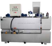 flocculant preparation system unique dosing systems chemical dosing system for sewage treatment