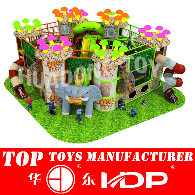 OEM Children Castle Used Indoor Playground Equipment Sale