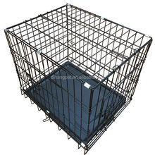 "Trade Assurance 24"", 30"", 36"", 42"", 48"" Metal Dog Cage For Sale Cheap (Direct Factory, Low Price, Fast Delivery)"