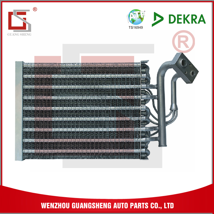 GUANGSHENG OEM Agricultrural Vehicle Air Conditioner Condenser Evaporator Specification With Low Price