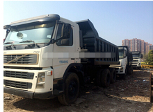 used 10wheels dump truck for sale in china volvo dump truck fh12 fm12