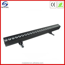 24x10w 4in1 RGBW indoor wall washer applied to theaters, wedding, bar