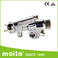 meite MT-WA200 large chrome plated automatic spray gun professional air spray gun