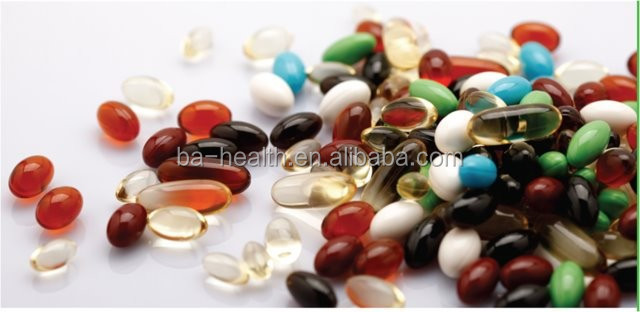 Nutritional Supplements top quality health food private label