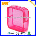 Factory sell hot sale small mesh cosmetics bag