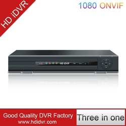 4CH Real Time Network DVR with 19 Monitor support 3G mobile