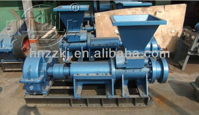 Good Quality Coal Briquette Press Extruder Machine
