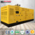 Volvo 500kw 625kVA Electric Soundproof Diesel Generator with Mecc Alternator