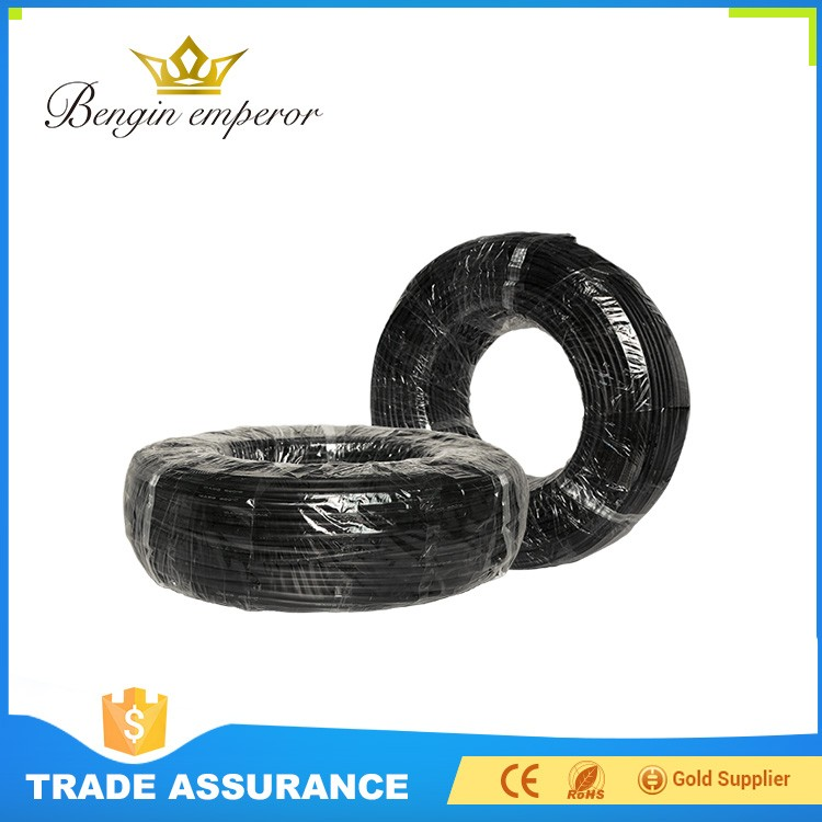 China Manufacturer Flexible electric wire plastic cover
