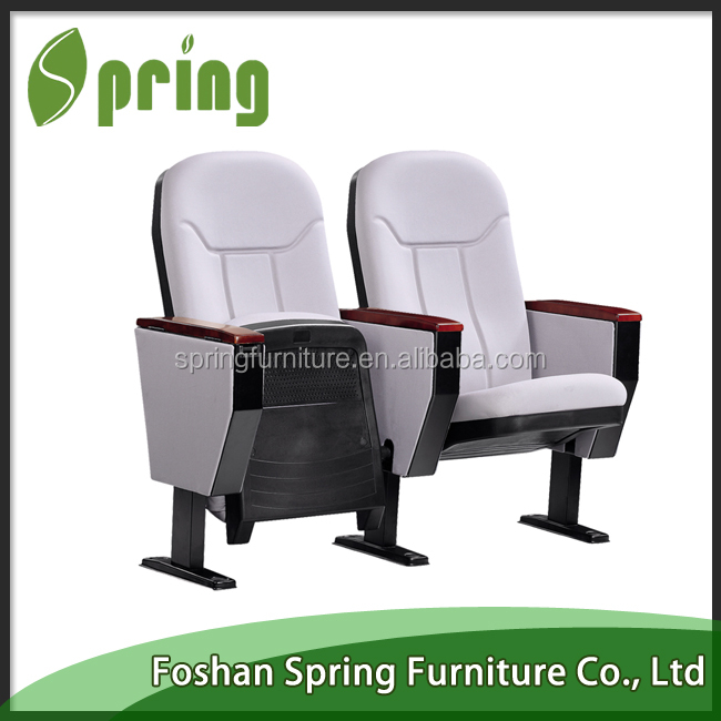 Auditorium chair folding chair chairs with tables attached AP-11
