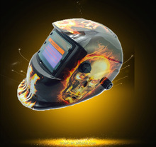 New Design Whole Sale Price Full Face Automatic Darkening Welding Mask
