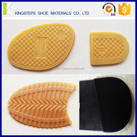 Pure rubber material sheet for dress shoes outsole KSGS-1504 cheap soft and elastic shoe repair materials