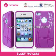 back cover for iphone 4 with led flash