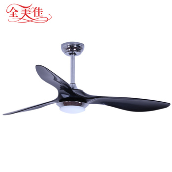 52 Inch Mute Bearing Save Energy 110/220V Decorative Ceiling Fan With Light