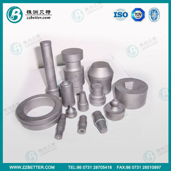 customized tungsten carbide wear tool parts