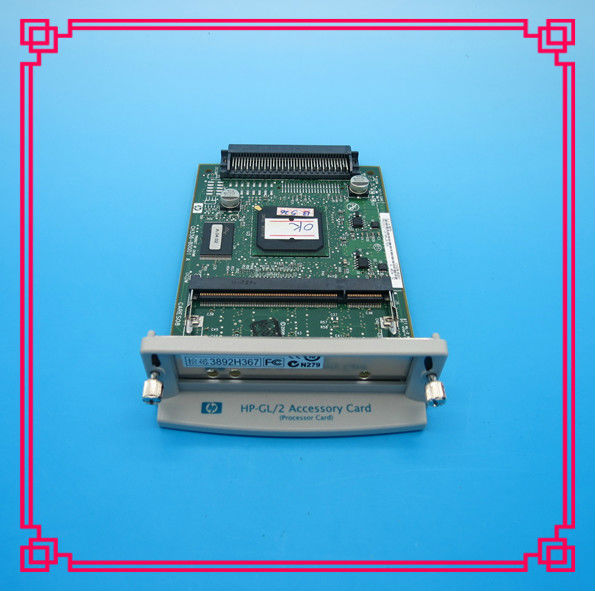 Printer Spare Parts Accessory Card for HP Designjet 510GL/2