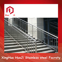 Stainless Steel Pipe for decoration , rail fittings