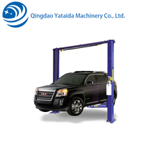 4.5T two post clear floor auto car lifts /4500kg two post vehicle lifts