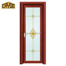 Fashion room hospital accordion doors 2 way single swing door