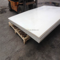 White Plastic Sheeting Board for Thermoforming Factory Price