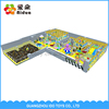 Castle Theme Dream Multi Floor Homemade Indoor Playground Equipment