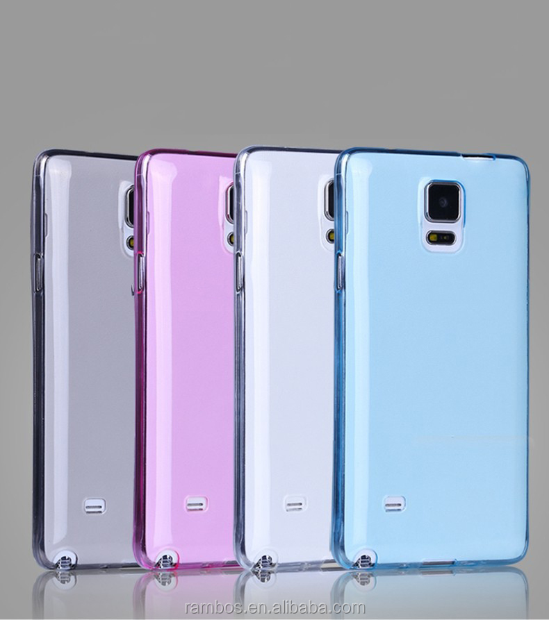 Soft Cell Phone Protector Back Cover TPU Slim Case for Samsung Galaxy Fame S6810