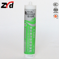 Low Cost Acetic General Purpose Insulating Silicone Sealant