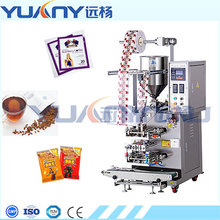 Automatic Exact Dosing Gauge Small Tea Bags Filling and Packing Machine