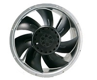 Taiwan TUV CE UL ROHS Certified Customized LARGE SIZE ROUND DC Axial Cooling Fan Plastic Impeller in 254x88.9mm