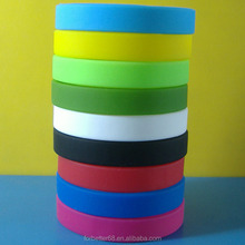 1/2inch Blank Silicone Wristbands,Silicone Bands